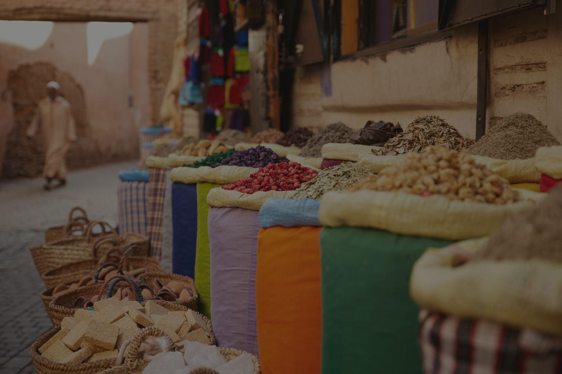 Top-10 hotels in Marrakech