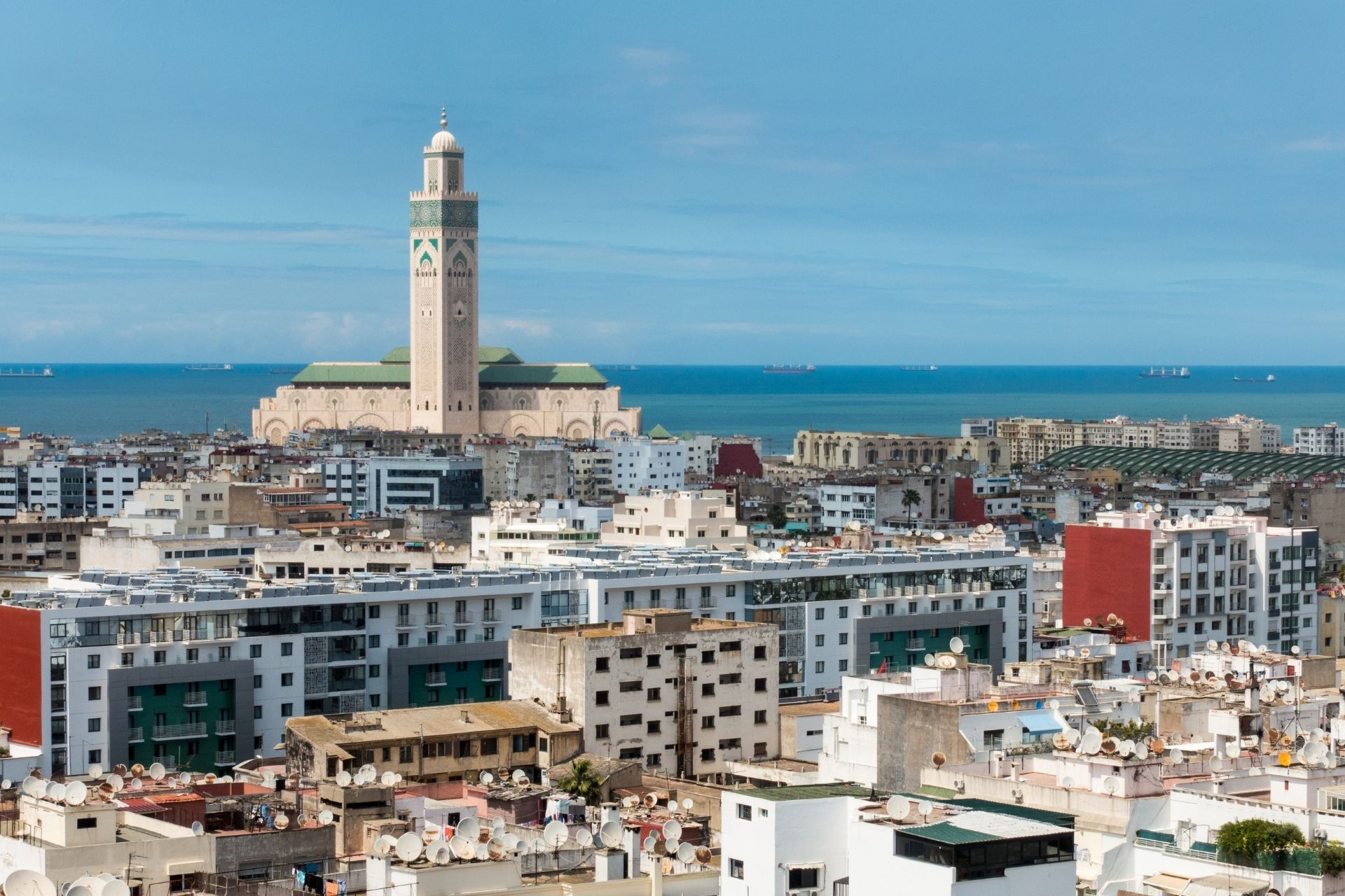 Most expensive hotels in Casablanca